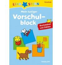 Tessloff - Lernstern - Mein lustiger Vorschulblock - Buchstaben und Zahlen