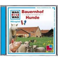 Tessloff - Was ist Was CD Bauernhof / Hunde