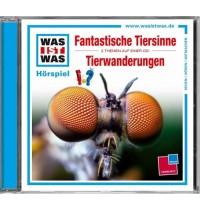 Tessloff - Was ist Was CD Fantastische Tiersinne / Tierwanderungen