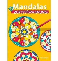 Tessloff - Malen, Rätseln & mehr - Mandalas zur Entspannung