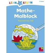 Tessloff - Lernstern - Mathe-Malblock. 2. Klasse. Rechnen bis 100