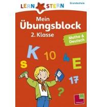 Tessloff - Lernstern - Mein Übungsblock 2.Klasse Mathe&Deutsch