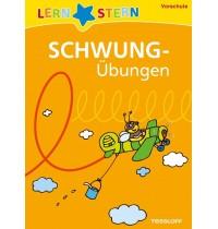 Tessloff - Lernstern - Schwungübungen Vorschule
