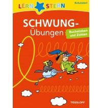 Tessloff - Lernstern - Schwungübungen. Schulstart