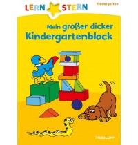 Tessloff - Lernstern - Mein grosser dicker Kindergarten-Block