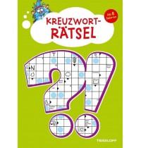 Tessloff - Malen, Rätseln & mehr - Kreuzworträtsel ab 8 Jahren