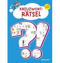 Tessloff - Malen, Rätseln & mehr - Kreuzworträtsel ab 10 Jahren