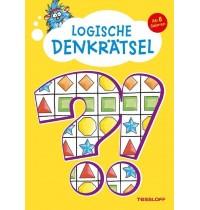 Tessloff - Malen, Rätseln & mehr - Logische Denkrätsel ab 8 Jahren
