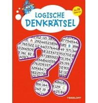 Tessloff - Malen, Rätseln & mehr - Logische Denkrätsel ab 10 Jahren