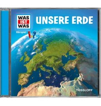 Tessloff - Was ist Was CD - Unsere Erde, Jewelcase (monothematisch)