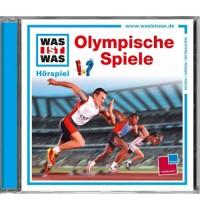 Tessloff - Was ist Was CD - Olympische Spiele, Jewelcase (monothmatisch)