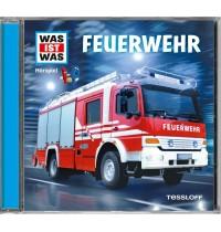 Tessloff - Was ist Was CD - Feuerwehr, Jewelcase (monothematisch)