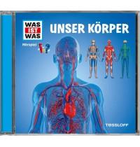 Tessloff - Was ist Was CD - Unser Körper, Jewelcase (monothematisch)