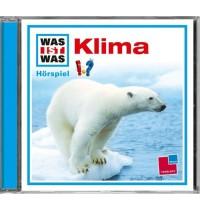 Tessloff - Was ist Was CD - Klima, Jewelcase (monothematisch)