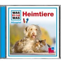 Tessloff - Was ist Was CD - Heimtiere, Jewelcase (monothematisch)
