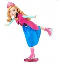 Mattel - Frozen - Die Eiskönigin - Eisläuferin Anna