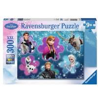 Ravensburger Puzzle - Die Eiskönigin - Völlig unverfroren, 300 XXL-Teile