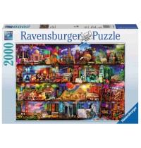 Ravensburger Puzzle - Welt der Bücher, 2000 Teile