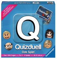 Ravensburger Spiel - Quizduell - Das Spiel