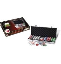 Nürnberger Spielkarten - 500er PokerSet -De Luxe