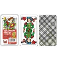 Nürnberger Spielkarten - Schafkopf - Classic - Karierte Rückseite