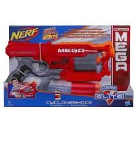 Hasbro - Nerf N-Strike Elite Mega Cyclone Shock