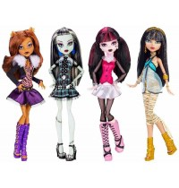 Mattel - Monster High™ - Original Kollektion Sortiment