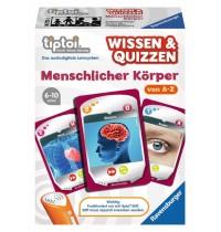 Ravensburger Spiel - tiptoi - Wissen und Quizzen: Menschlicher Körper