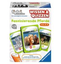 Ravensburger Spiel - tiptoi - Wissen und Quizzen: Faszinierende Pferde