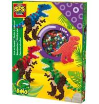 SES Creative - Bügelperlenset T-Rex