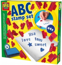 SES Creative - Stempelset ABC