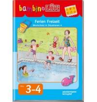 bambinoLÜK - Ferien+Freizeit (Wortschatz)