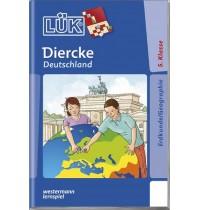 LÜK - Diercke Erdkunde 1 - Deutschland