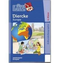 LÜK - Diercke Erdkunde 2 - Europa