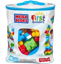 Mega Bloks® - Bausteinebeutel - Medium 0 Teile - Grundfarben