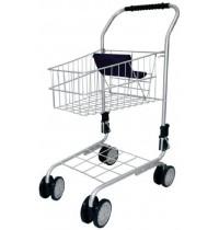 Bayer CHIC 2000 - Einkaufwagen, Silber