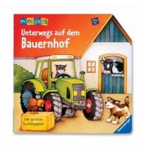 Ravensburger Buch - ministeps - Bilderbuch - Unterwegs auf dem Bauernhof