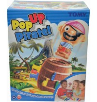 Tomy - Pop up Pirate