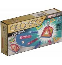 Geomag - Panels Glitter 88-tlg.
