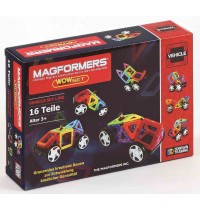 Magformers - Vehicle Set Line - Wow Set