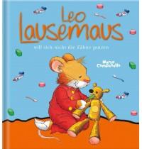 Lingen - Leo Lausemaus - Leo Lausemaus will sich nicht die Zähne putzen