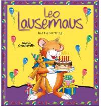 Lingen - Leo Lausemaus - Leo Lausemaus hat Geburtstag