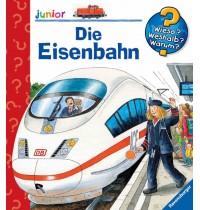 Ravensburger Buch - Wieso? Weshalb? Warum? - Junior - Die Eisenbahn