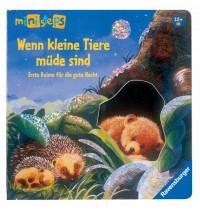 Ravensburger Buch - ministeps - Wenn kleine Tiere müde sind