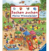 Ravensburger Bilderbuch - Sachen suchen: Meine Wimmelbilder