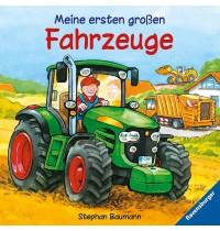 Ravensburger Bilderbuch - Meine ersten großen Fahrzeuge