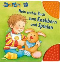 Ravensburger Buch - ministeps - Mein erstes Buch zum Knabbern und Spielen