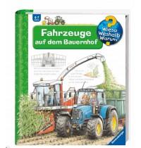 Ravensburger Buch - Wieso? Weshalb? Warum? - Fahrzeuge auf dem Bauernhof