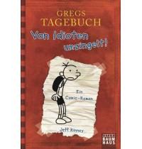 Baumhaus - Gregs Tagebuch - Von Idioten umzingelt!