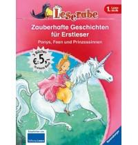 Ravensburger Buch - Leserabe - Ponys, Feen und Prinzessinnen